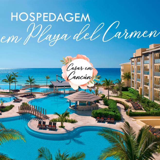 Onde se hospedar em Playa del Carmen e Riviera Maya